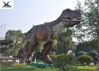 Attractive Dinosaur Lawn Ornament For Jurassic Park , Decorative Animal Garden Ornaments